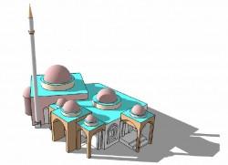 Pomozite izgradnju nove džamije!