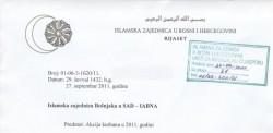 Vijesti o Kurbanima (Rijaset BiH)!