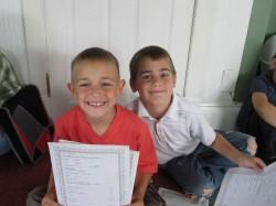 Diplome za polaznike mekteba i škole