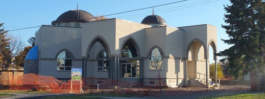 Izgradnja džamije – najnovije slike (Nov 2015)
