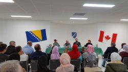 """I ja sam iz Srebrenice"" u BIC Hamilton"